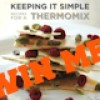 TWO Thermomix Cookbook Prizes Won