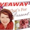 What's for Dessert? Tenina ebook giveaway for Thermomix fans!