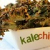 cheezy oven-baked (or not) Kale Chips recipe!