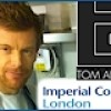 Tom Aikens with Thermomix at Imperial College London
