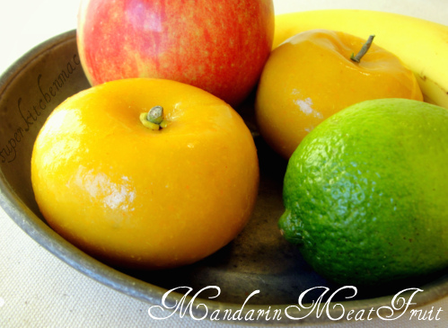 Heston Blumenthal Meat Fruit Recipe