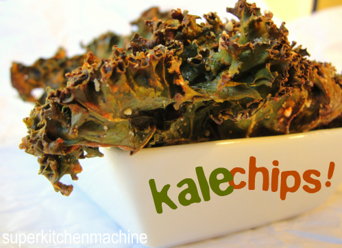 kale chips recipe for thermomix kitchen machine