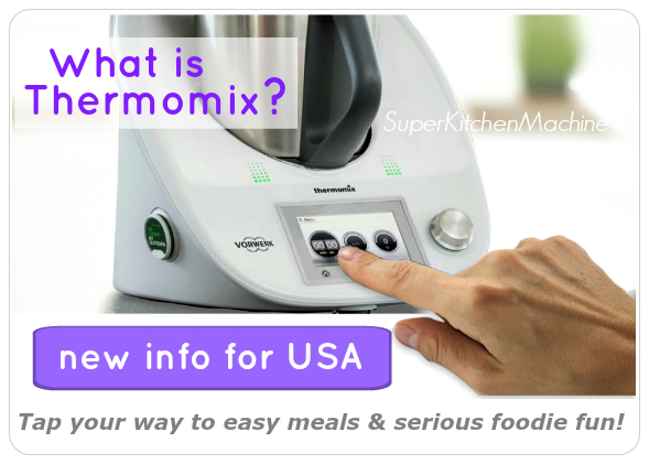 Thermomix TM5 USA info