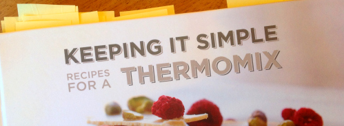KIS Thermomix Cookbook by Tenina