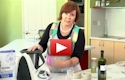 Tenina Thermomix video recipe for Naan bread