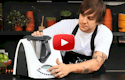 Chef Matt Stone Thermomix Almond Milk Rice Pudding