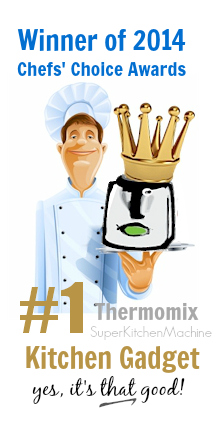 Thermomix best kitchen kit award