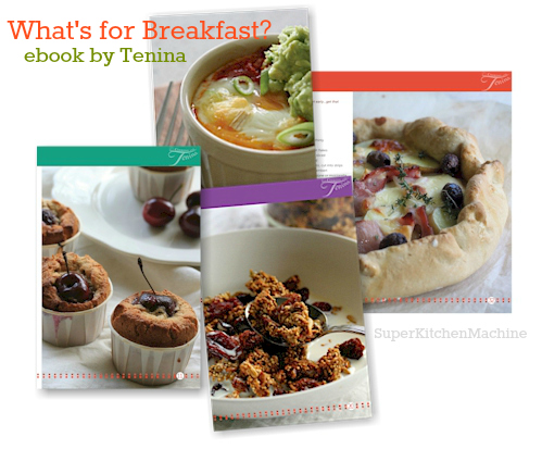 Thermomix recipes ebook pages