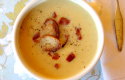 Cauliflower and Apple soup Thermomix recipe
