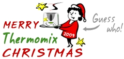 see how Thermomix helped my Christmas 2009