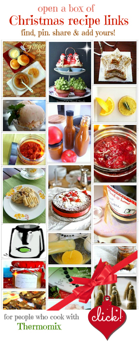 click Thermomix Christmas recipes