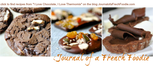 Thermomix cookbook chocolate recipes