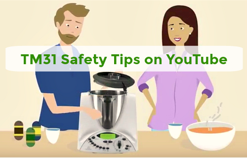 TM31 safety tip videos
